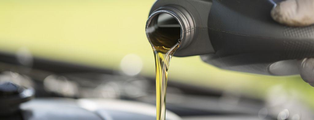 trocar óleo do carro